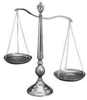 justice scales image