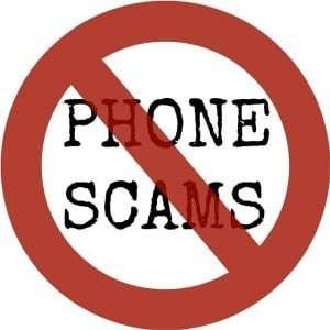 Telephone IRS Tax Scams | Fortress Financial Services Inc