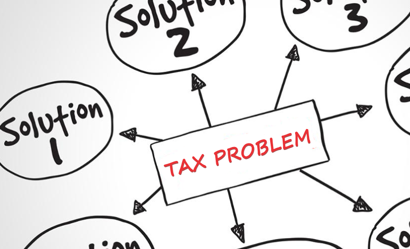 Your Tax Problem