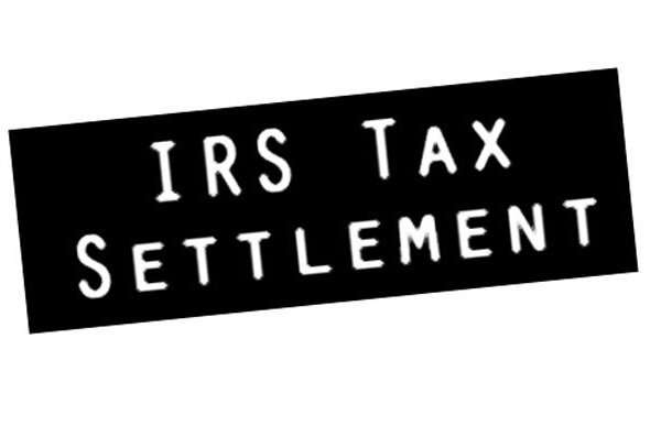 IRS Tax Settlements