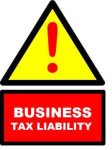 Business Tax Liability
